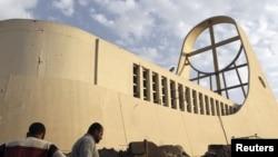 Християнський храм у Багдаді, в якому 31 жовтня після теракту загинуло 58 осіб
