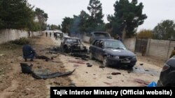 Напад на блокпост, розташований за 60 кілометрів на південний захід від Душанбе, почався о третій ранку за місцевим часом