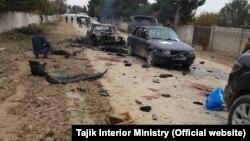 Нападение на погранзаставу в Таджикистане