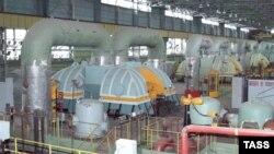 Корхонаи тавлиди плутониум дар Томски Русия
