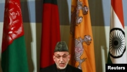 An attack at a similar jirga in June 2010 proved an embarrassment to President Hamid Karzai and the central government.