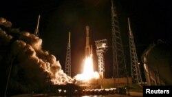 «Атлас-5» с кораблем «Старлайнер», запуск на мысе Канаверал