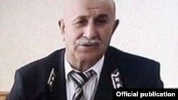 Холмӯъмин Сафаров