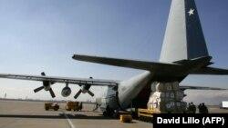 Avion Herkules C-130, Čile, fotoarhiv