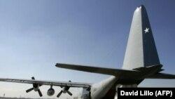 Lockheed C-130 Hercules ВВС Чили