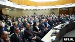 جلسة لبرلمان كردستان العراق عام 2009