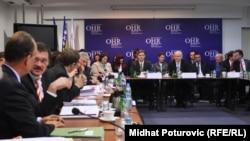 Sastanak Upravnog odbora Vijeća za implementaciju mira, mart 2011. - ilustracija