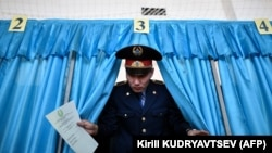 """Western election observers have never deemed a presidential or parliamentary election in Kazakhstan as """"free and fair."""""""