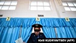 Избори во Казахстан.