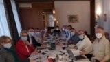 Negocieri pentru guvern între PNL, USRPLUS și UDMR