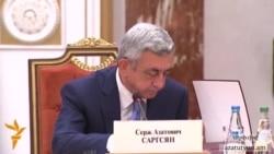 Աբրահամյանը նույնպես խնդիրներ է տեսնում ԵՏՄ-ին Հայաստանի անդամակցության հարցում