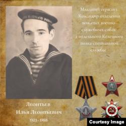 Илья Леонтьевич Леонтьев