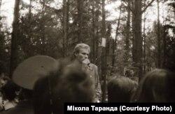 Старшыня менскай «Талакі» Сяржук Вітушка
