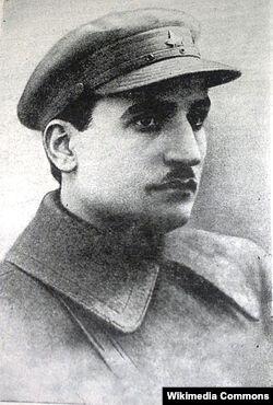 Sovet Azərbaycanı siyasətçisi, xalq deputatı və repressiya qurbanı Əliheydər Qarayev 1896-1938.