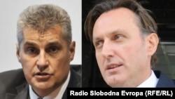 Ivan Brajović i Ranko Krivokapić