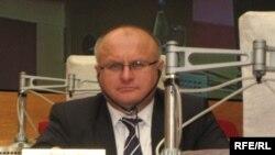 Ігор Олійник на конференції в Празі