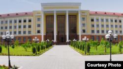Термиз давлат университети