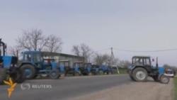Молдовалик фермерлар дотация камлигидан норози