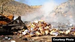 دهوك: اتلاف كميات من لحم الدجاج الفاسد