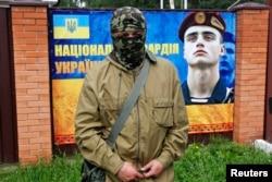 Семен Семенченко в июне 2014 года