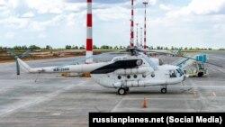 Вертолет МИ-8 предприятия «Универсал-Авиа»