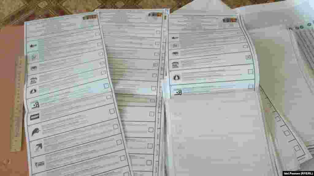 В Татарстане, как утверждается, была попытка вброса: найдены десятки бюллетеней с пометкой за «Единую Россию». Секретарь комиссии заявила, что это испорченные бюллетени