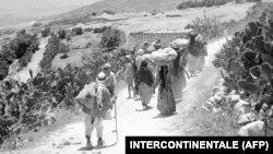Fələstinli qaçqınlar. 1948