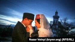 Кримськотатарське весілля. Ілюстративне фото