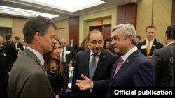 Լուսանկարը՝ Հայաստանի նախագահի աշխատակազմի լրատվական ծառայության