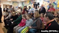Мәскәү татарлары очрашуы (архив фотосы)