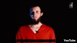 Magomed Hasiev, allegedly russian spy beheaded by ISIS militants in Raqqa