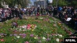 Мітинг біля Куликового поля, 2 травня 2016 року