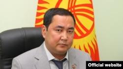 Нурлан Торобеков.