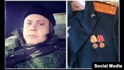 Радзівон Забуноў і яго мэдаль «За боевые отличия», informnapalm.org