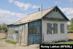 Дом в селе Кальпе.