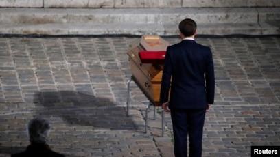 Muslim Anger Aimed At France Grows Over Cartoon Row