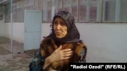 Хосиятмо Ятимова, мать Мастоны