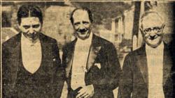 Cu Jacques Marsick despre colecția de documente a familiei profesoului de vioară al lui George Enescu