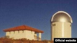 Обсерватория в Ла-Кампасе, Чили. Участник эсперимента по гравитационному микролензированию.