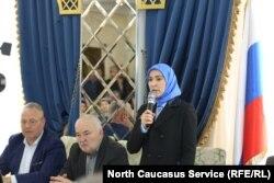 Айна Гамзатова и муфтият Дагестана - еще одна головная боль Васильева