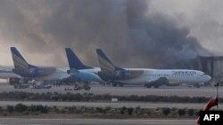 Պակիստան - Կարաչիի օդանավակայանը այսօր վաղ առավոտյան