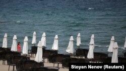 Плажа на Сончев брег во Бугарија