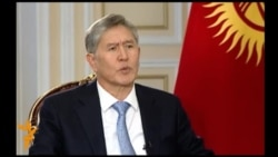 Алмазбек Атамбаевпен сұхбат