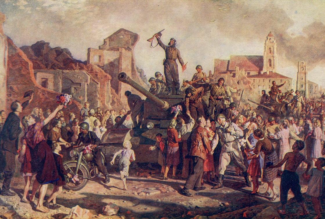 А калі была цалкам вызваленая ад нацыстаў уся тэрыторыя сучаснай Рэспублікі Беларусь?