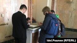 Алексей Навальный тарафдарлары Казан хакимияте идарәсендә