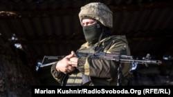 Жоден український військовий не постраждав минулої доби, заявили у штабі