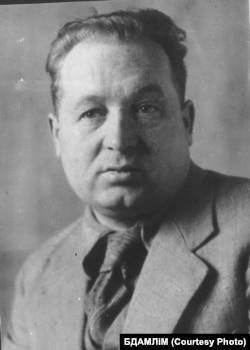 Кузьма Чорны, пачатак 1940-х гг.