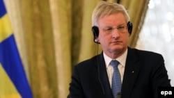 Міністр закордонних справ Швеції Карл Більдт