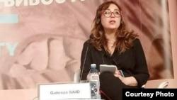 Гульноза Саид, программный координатор «Комитета по защите журналистов» по Европе и Центральной Азии.