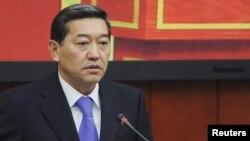 Серик Ахметов, премьер-министр Казахстана.